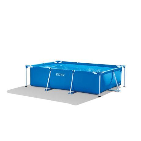 Каркасный бассейн 260 см на 160 см глубина  65 см  Intex 28271NP