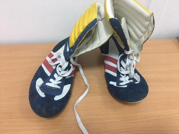 Спортивный обувь для бокса баксёрка