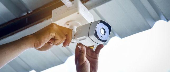 Установка, настройка,ремонт:домофона, камер видеонаблюдения и тд