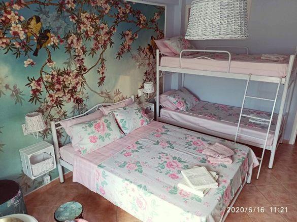 Под нам апартамент Марина 2 с една спалня в Аспровалта, Гърция