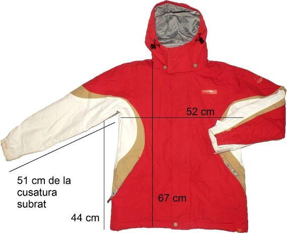 Geaca ski schi PROTEST membrana, ventilatii (dama L) cod-446778
