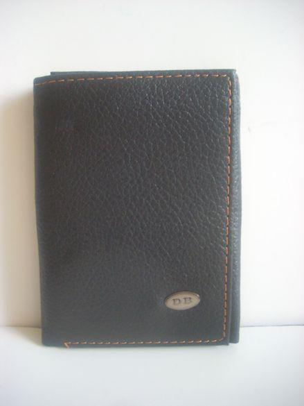 Мъжки портфейл - НОВ