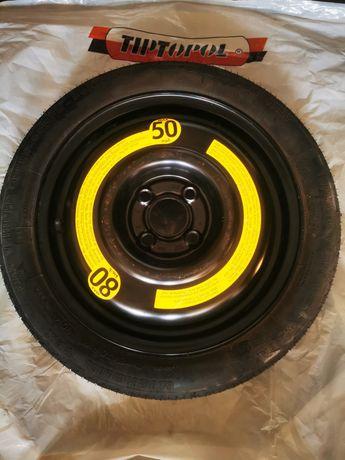 Roata rezerva subtire R15 4x100 G60 GTI Syncro