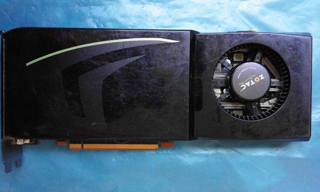 Placa video Zotac, GTX 285, 1GB GDDR3, 512bit