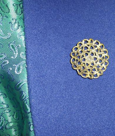 Манто – цвят лавандула – фино, леко, размер L