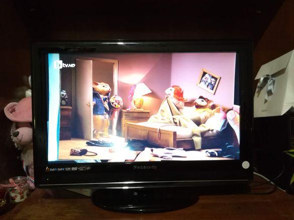 Телевизор Prosonic 23 инча с DVD,