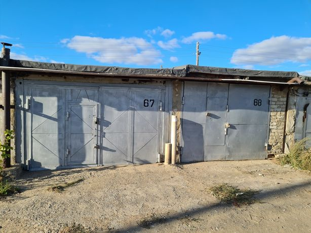 2 гаража в 9 обществе