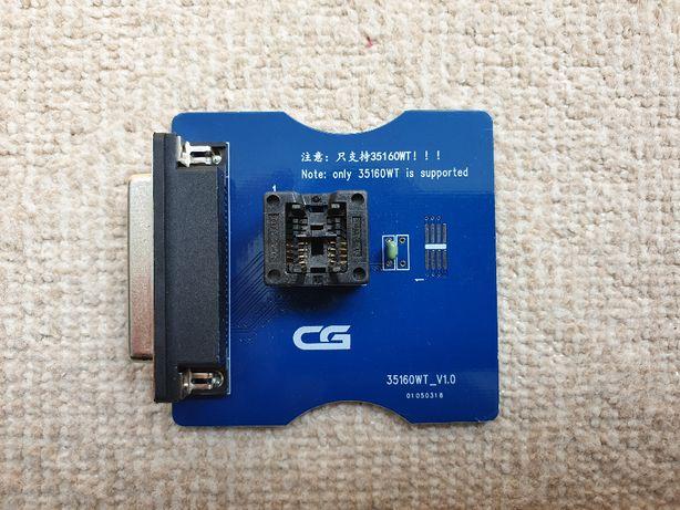 Adaptor 35160WT pt. programator CGDI CG Pro 9S12 - Repair Red Dot BMW