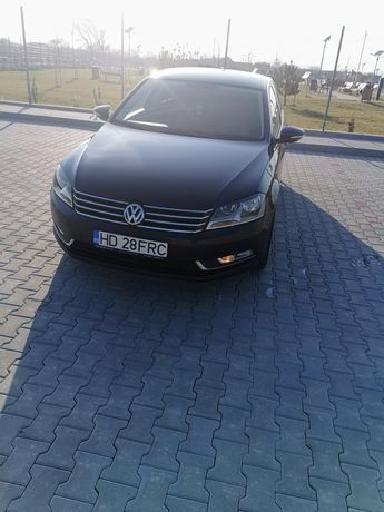 VW Passat 20 TDI