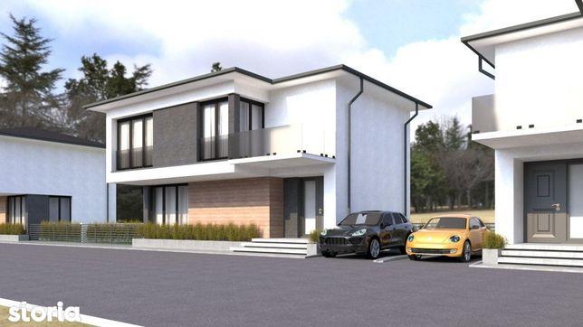 Vila individuala in Ansamblu Bragadiru-Cristalului id nr 3