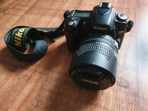 Nikon D80 + обектив 18-105