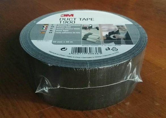 Бандажна лента на 3М DUCT TAPE 1900