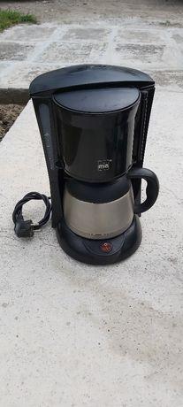 Кафемашина с метална кана