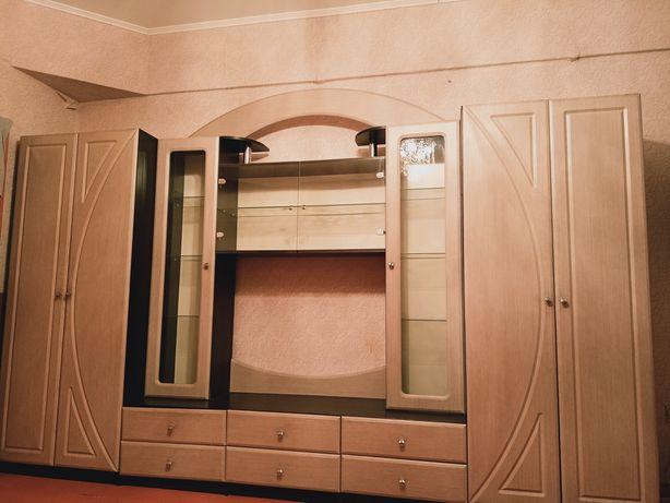 Шкаф для гостиной, горка
