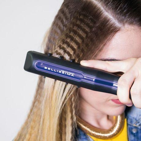 Выпрямитель для волос с эффектом гофре