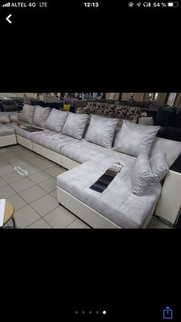 Модульный диван 4,9м