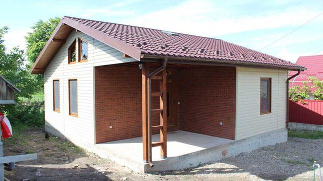 Vand casa, garaje auto, containere tip birou din panou sandwich