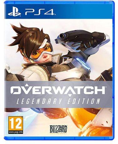 Joc Playstation 4 PS4 Overwatch-legendary edition impecabil