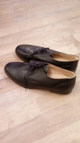 Мъжки обувки, естествена кожа