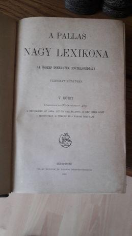 vand carte veche din 1893