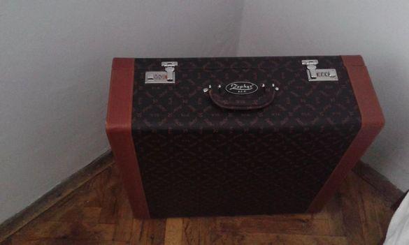 Zephyr куфар със съдове