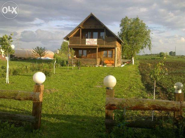 cabana de lemn+1ha teren careiului investiție perfecta centura va fi i