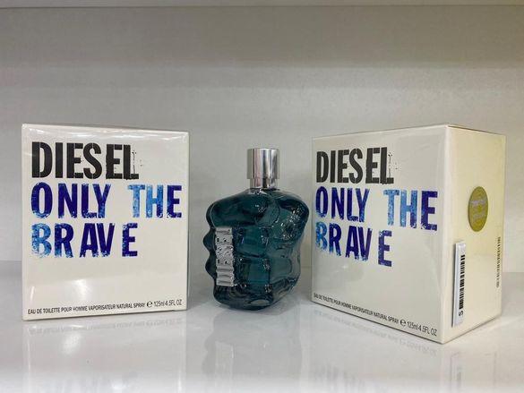 Оригинал ! - Diesel Only The Brave EDT 125мл.