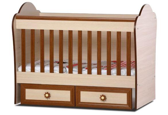ДетскоБебешко легло с матрак