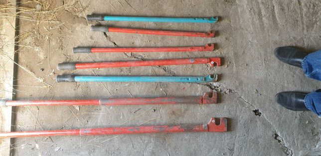 Ключи для гибки арматуры