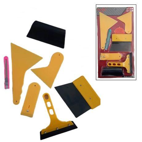 Комплект инструменти за поставяне на фолио