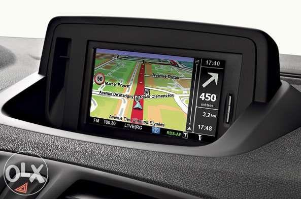 Harti GPS TomTom Renault Laguna Megane Scenic Clio Full Europa 2021