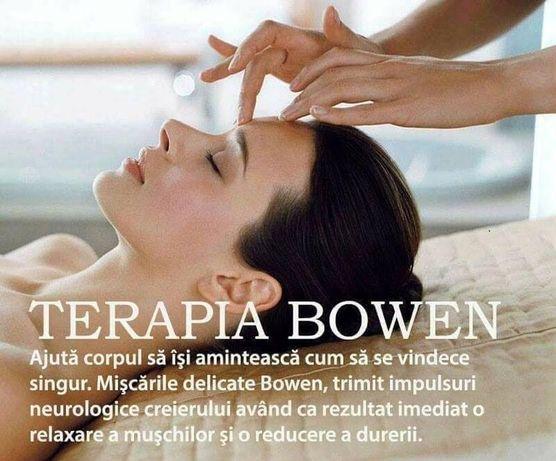 Terapie Bowen Aiud. Terapie complementara/alteranativa de vindecare