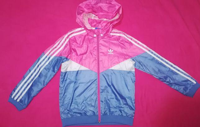 Geacă fete Adidas 7-8 ani