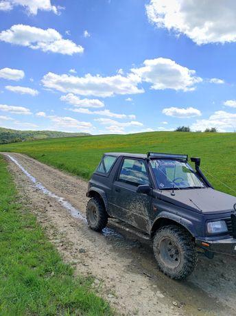 Suzuki Vitara 4x4 cu reductor 1.6 16v Offroad