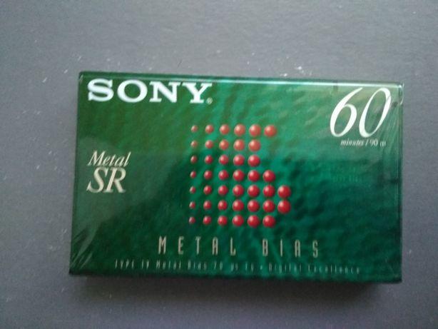 Casete SONY Metal SR 60