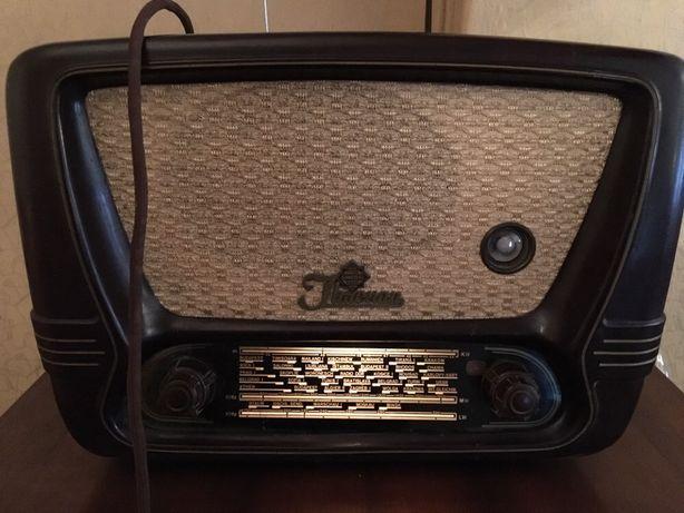 Ilmenau Radio Model Super 66/55W Made in Germany