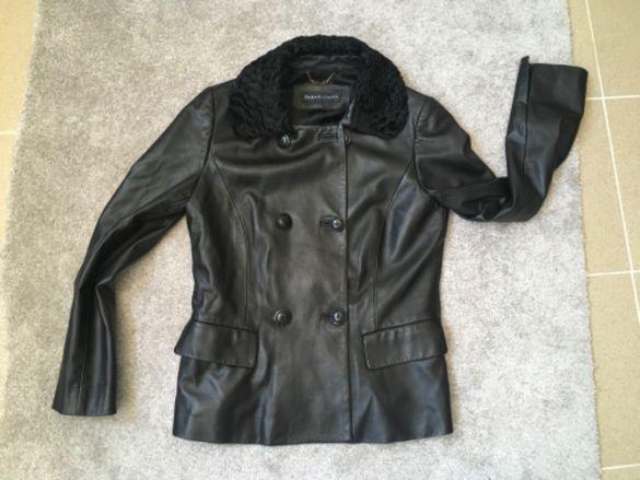 Dana Buchman-оригинално кожено яке,М размер