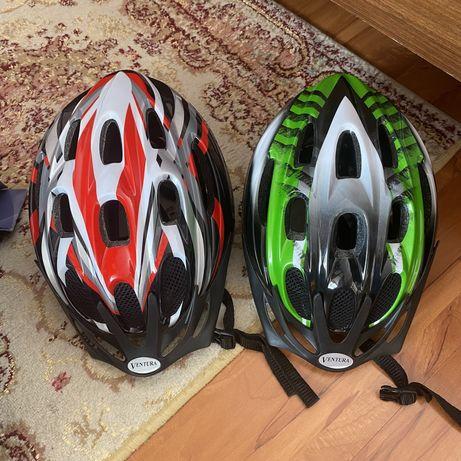 Шлемы и наколенники