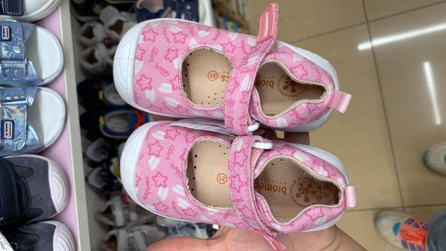 Детские ботиночки Biomecanics