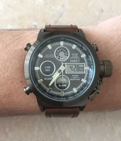 Amst часы созданные для мужчин