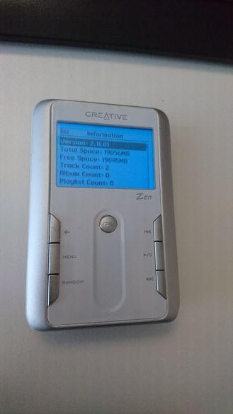 Creative Zen 20 GB
