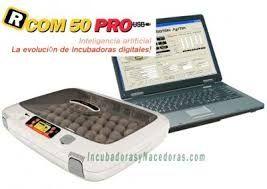 Incubator Rcom Pro USB 50 - Incubator de ouă