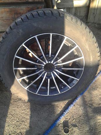 Продам Титаны и колёса на ауди, Фольксваген,форд