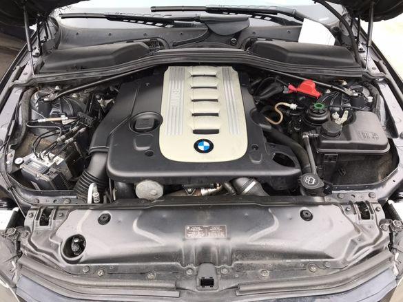 Двигател на бмв е60 525д,530д на части