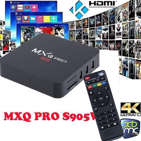 -60% ПРОМО Оригинален MXQ PRO Smart Android TV Box гр. Пловдив - image 1