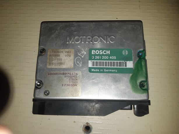 Комп Bosh 405 на BMW e34 e36 м50 без ваноса