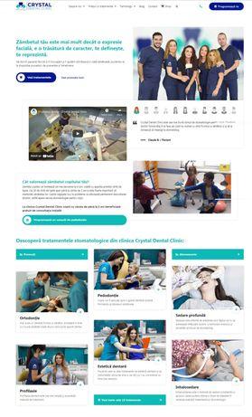 Marketing Online Stomatologie. Reclama Stomatologie. Publicitate SEO