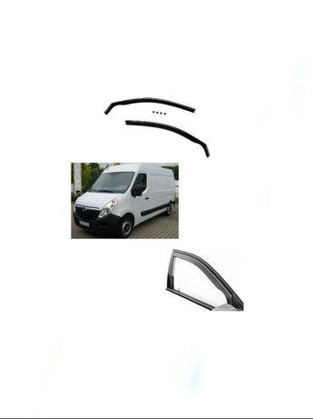 Ветробрани Opel MOVANO (2010) -  (2бр. в комплект)