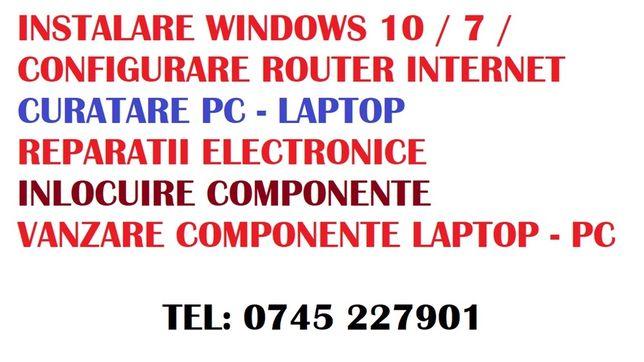 Windows 10 instalare la tine acasa