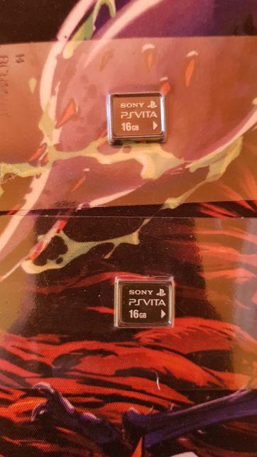 Vand carduri PS Vita 16Gb